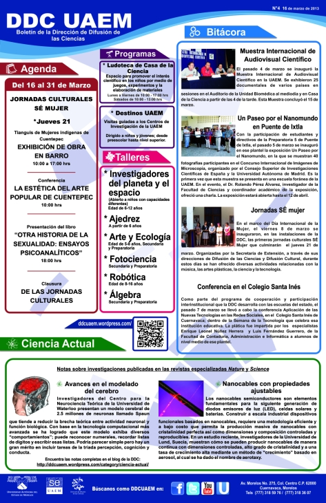 Boletín DDC 4 - RS