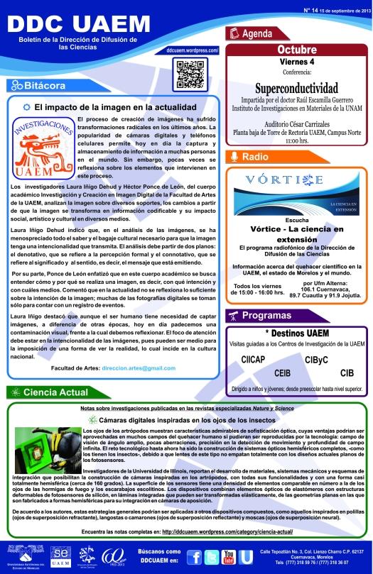 Boletín DDC 14 - RS
