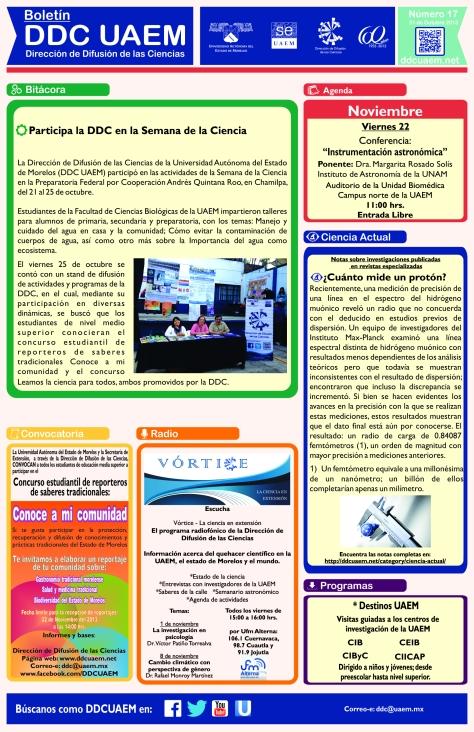 Boletín DDC 17 - RS