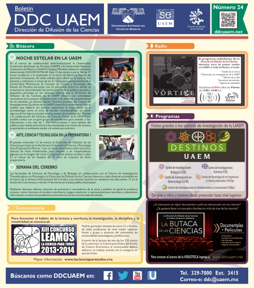 Boletín DDC 24 - RS