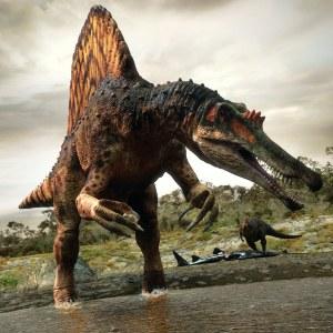 Semana -1440 - 2 Spinosaurus Aegyptiacus