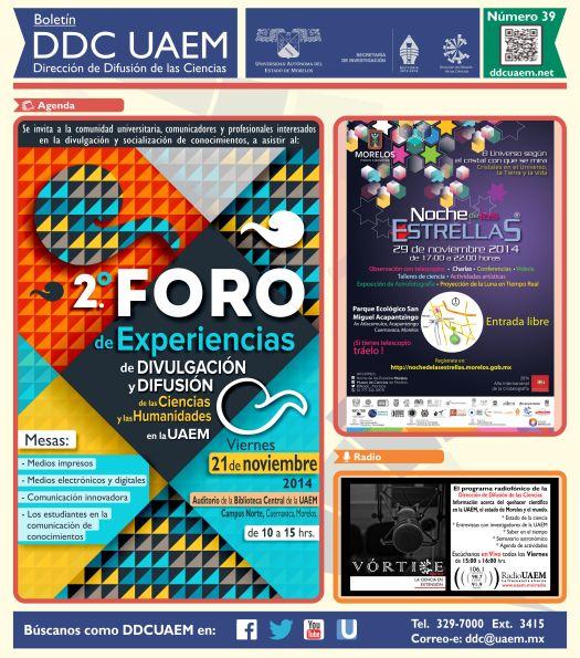 Boletín DDC 39 - RS