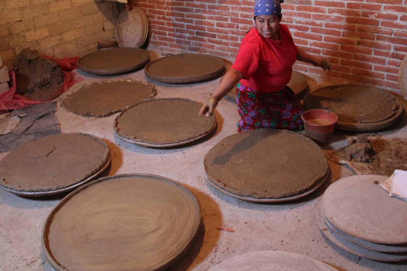 Conocimientos tradicionales muestras del conocimiento for Utensilios de cocina mexicana