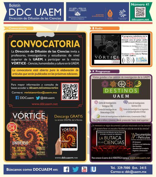 Boletín DDC 41 - RS