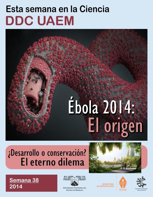 Portada Semana Ciencia 1438