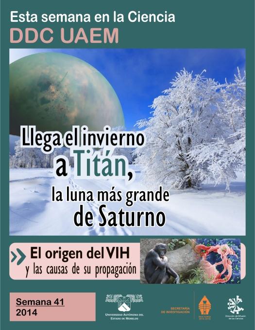 Portada Semana Ciencia 1441