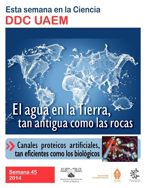 Portada Semana Ciencia 1445