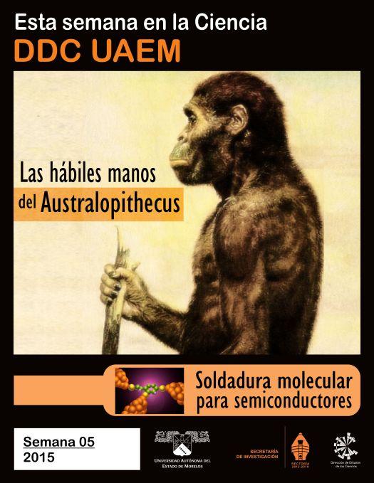 Portada Semana Ciencia 1505