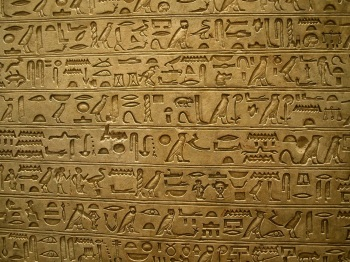 escritura egip