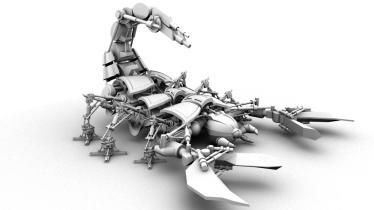 Semana -1522 - 1 Robot