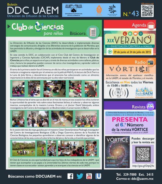 Boletín DDC - 43 RS
