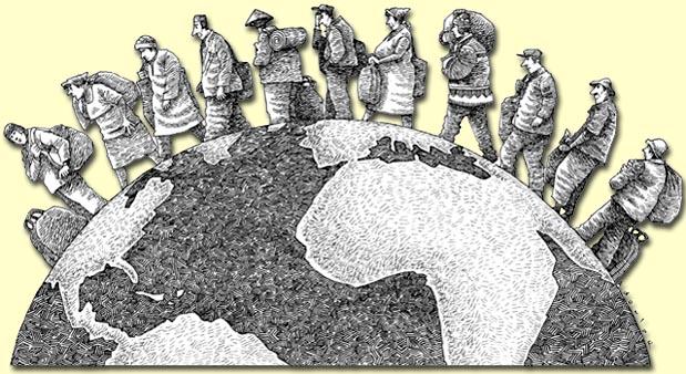 Resultado de imagen de migracion